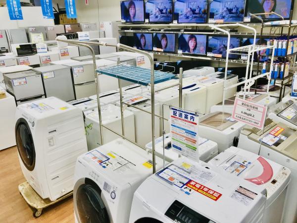 トレジャーファクトリー武蔵村山店 内観写真