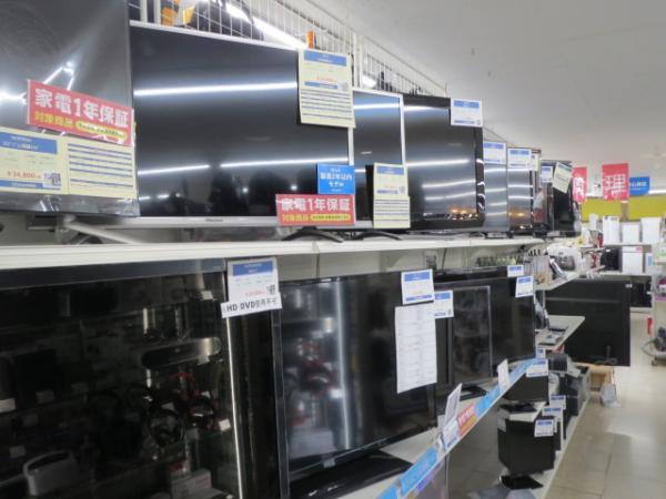 トレジャーファクトリー三鷹店 内観写真