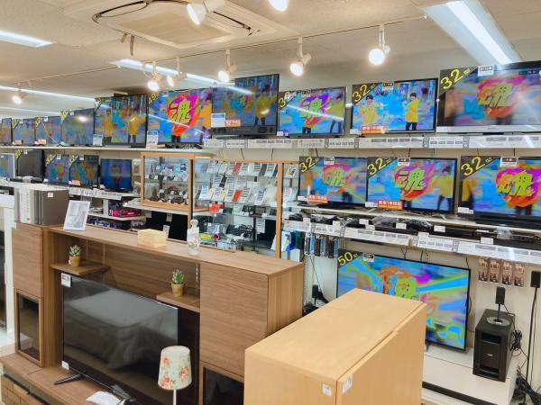 トレジャーファクトリー名古屋徳重店 内観写真