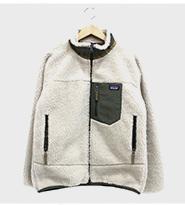 レトロXフリースジャケット