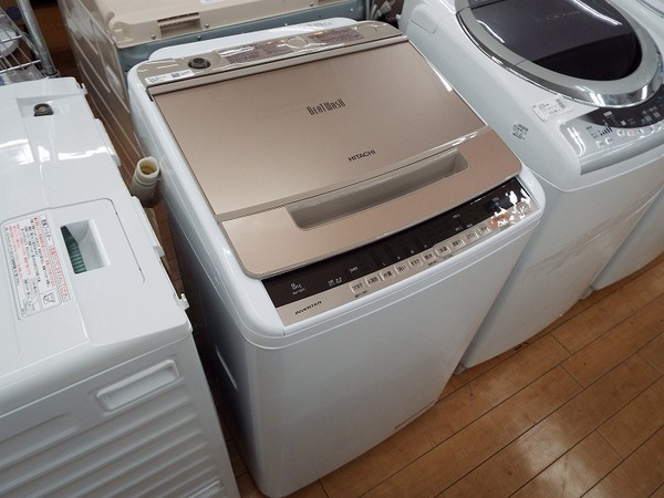 洗濯 機 日立 ビート ウォッシュ