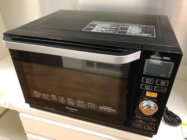 レンジ パナソニック オーブン