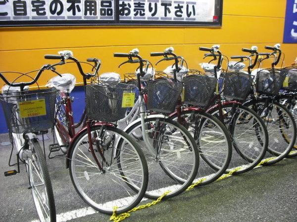中古 自転車 埼玉