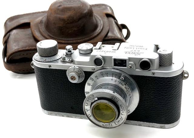 レンジ ファインダー カメラ