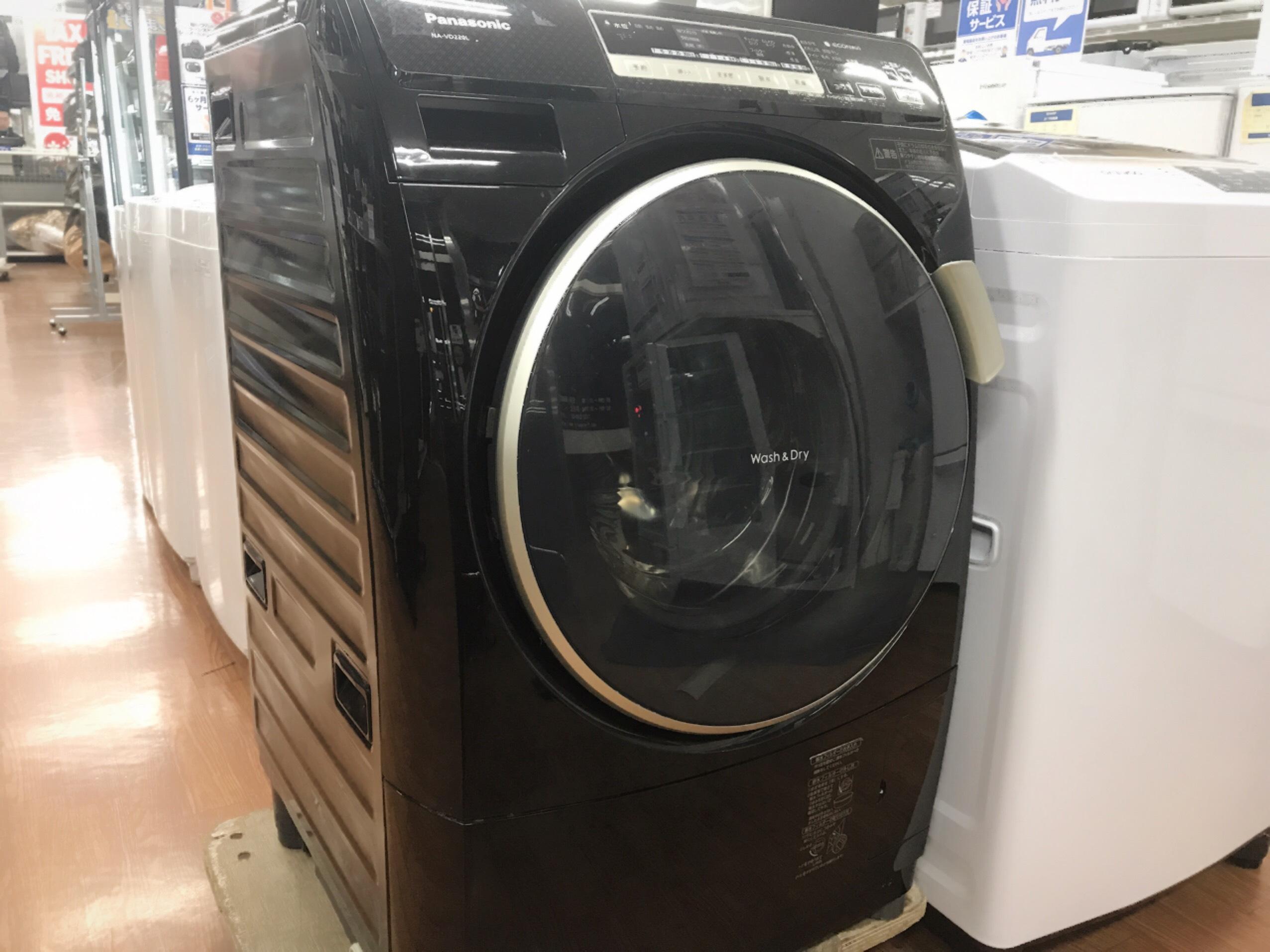 ドラム 機 パナソニック 式 洗濯
