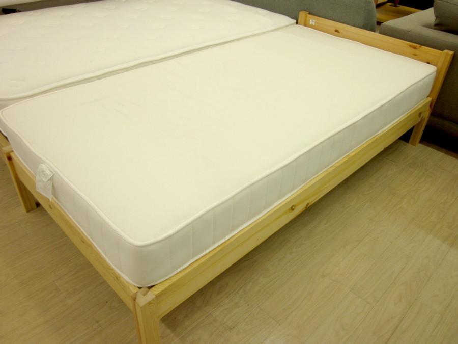 シングル ベッド 無印