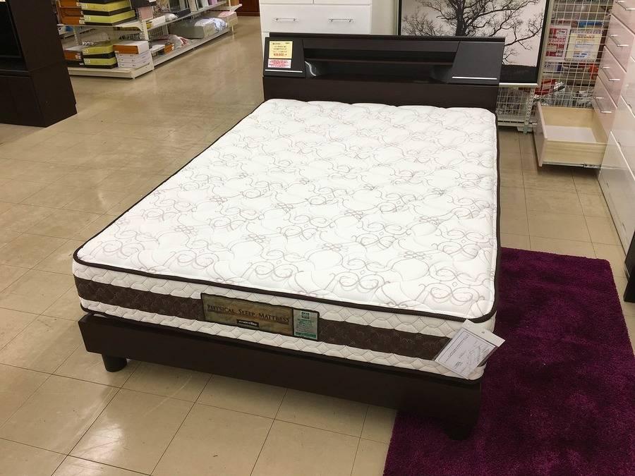 ベッド ニトリ ダブル